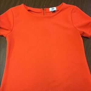 Old Navy Orange Top